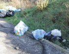 Manziana: presto installate foto-trappole mobili contro l'abbandono stradale dei rifiuti
