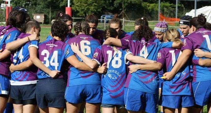 Domenica 9 aprile il Montevirginio Rugby femminile gioca in casa