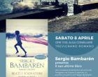 Arriva sabato 8 aprile a Trevignano lo scrittore Sergio Bambarén