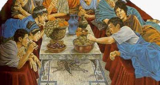 """A Ladispoli, """"Sapere i Sapori: a tavola con gli Etruschi"""""""