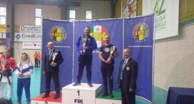 la Caere Sporting Club Karate vince ancora