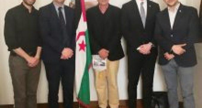 Collaborazione con il popolo dei Saharawi del Leo Club Bracciano