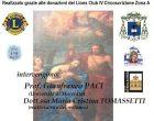 """45 anni della Forum Clodii festeggiati con il restauro de """"Il Battesimo di Cristo"""""""