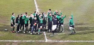 Usd Città di Manziana conquista la promozione in II Categoria