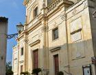 Paola Lorenzoni legge Alda merini alla chiesa della Collegiata di Anguillara