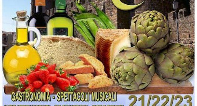 A Cerveteri l'ottava edizione della Festa del Prodotto Tipico Ceretano