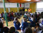 """Progetto scolastico """"Un volo sulla sicurezza"""", Incontri con gli alunni del 205° Circolo Didattico di Anguillara"""