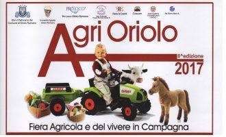 19-21 Maggio, II edizione di Agri Oriolo