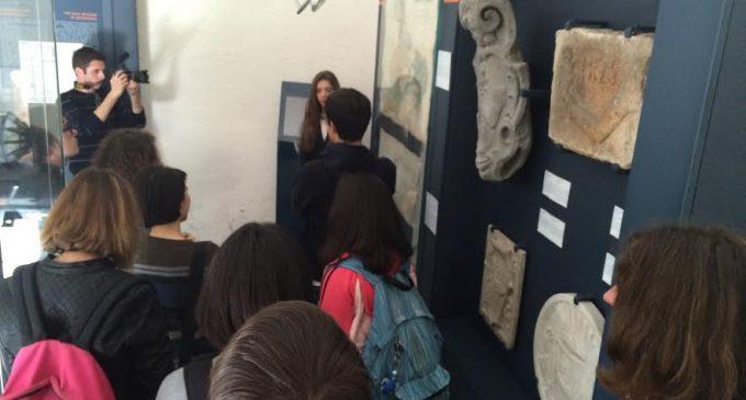 Il Liceo Ignazio Vian di Bracciano ha adottato un monumento nascosto