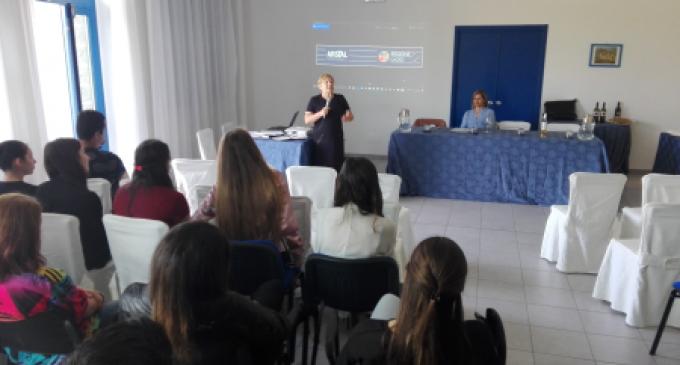 Terzo incontro del Progetto di Educazione al Consumo consapevole promosso dall'ARSIAL all'Istituto Alberghiero di Ladispoli