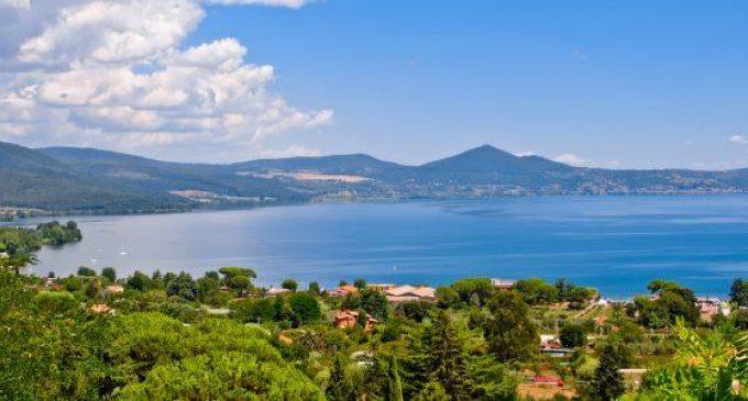 Bracciano, regione: stop a svuotamento lago