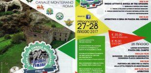 Un week-end lungo quello di Canale Monterano