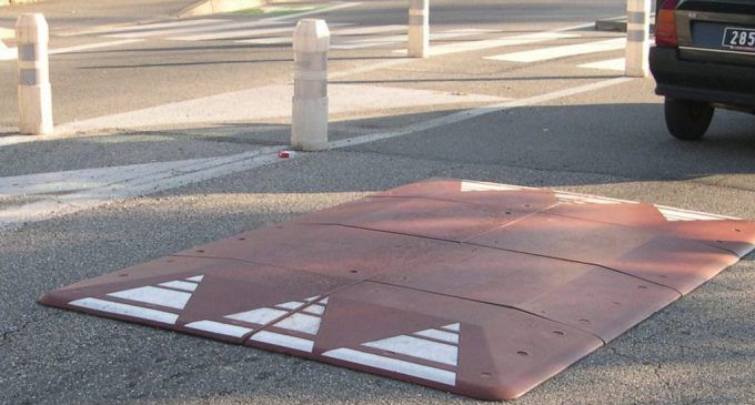 Nelle strade di Ladispoli arrivano i cuscini berlinesi