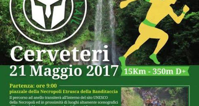 Cerveteri, domenica 21 maggio si corre alla Necropoli con Etrurian Trail