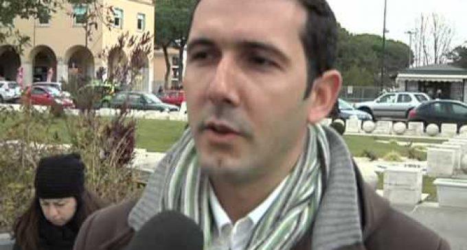 Incendio alla Eco X, Fabio Fucci, sindaco di Pomezia: oggi e domani scuole chiuse in tutto il territorio