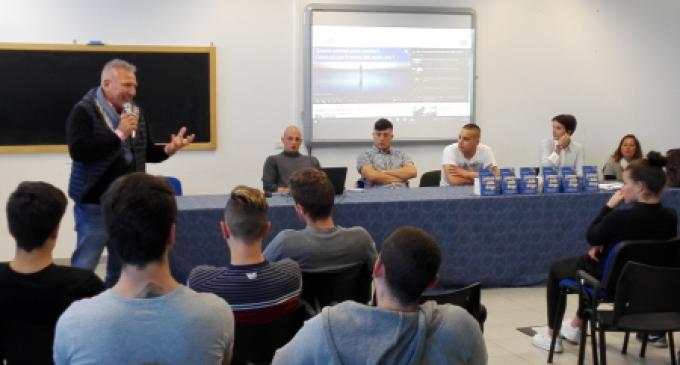 Prevenire le dipendenze per promuovere la vita all'Istituto Alberghiero di Ladispoli