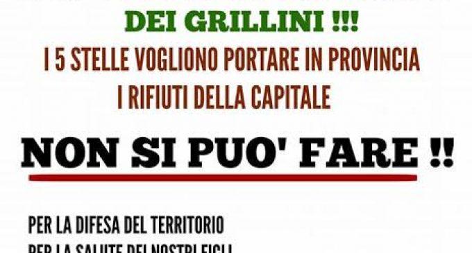 """PD Ladispoli: Ripetete con noi: è colpa della Raggi"""", firmato """"Movimento 5 Stelle Ladispoli"""
