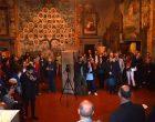 A Tarquinia inaugurato il sistema di realtà aumentata e virtuale della Sala degli Affreschi