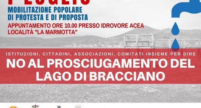 Lago di Bracciano, i cittadini chiedono ai comuni di denunciare Acea ATO2 e di dare attuazione alla Legge Regionale n .5 approvando gli Ambiti di Bacino Idrografico