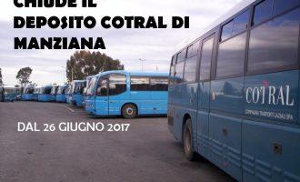 Vietato nascondersi dietro un dito: il deposito Cotral di Manziana chiude per volontà dei vertici aziendali