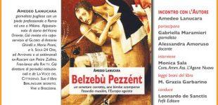 Sabato 17 giugno a Trevignano presentazione del libro Belzebù Pezzent