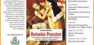 Sabato 24 giugno presentazione a Cerveteri del libro Belzebù Pezzent di Amedeo Lanucara, edito da Fefè Editore