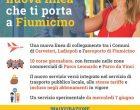 Domani si inaugura la navetta Cerveteri – Ladispoli – Aeroporto di Fiumicino