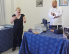 Incontro di presentazione dell'Italian Kitchen Academy di Roma, all'Istituto Alberghiero di Ladispoli