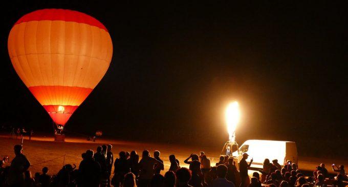 """Sabato 22 Luglio, sull'aviosuperficie ASVUS di Anguillara Sabazia, si è conclusa la terza edizione de """"La notte delle stelle"""
