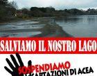 Comitato Difesa Lago di Bracciano: bene lo stop ma NO al ricatto di ACEA. La nostra battaglia prosegue
