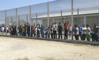 Migranti, Gasparri, Palozzi, Sgalippa: no a centro accoglienza Cesano