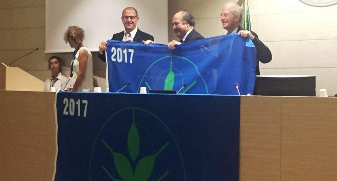 A Giulianova il riconoscimento Spighe Verdi
