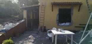 Esplosione in una villa ad Anguillara Sabazia: 4 feriti, uno gravissimo