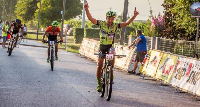 Mtb Santa Marinella: vittoria e due podi in mountain bike per Gianfranco Mariuzzo e Daniele Panzarini