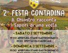 Rione San Francesco: 2° Festa Contadina.