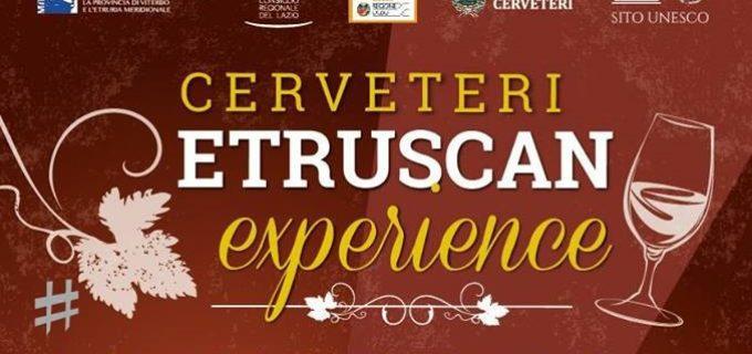 Seconda edizione di 'Etruscan Experience': tre serate alla Necropoli della Banditaccia