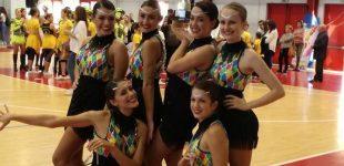 Primo Premio per la coreografia alle majorettes di Anguillara Sabazia al Gran Gala delle majorettes