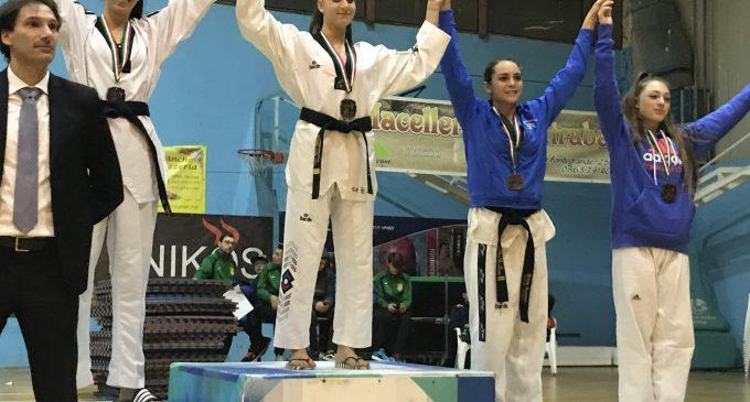"""La società sportiva di Taekwndo """"Sport For You Due"""" conquista 4 ori e 3 bronzi agli Interregionali"""