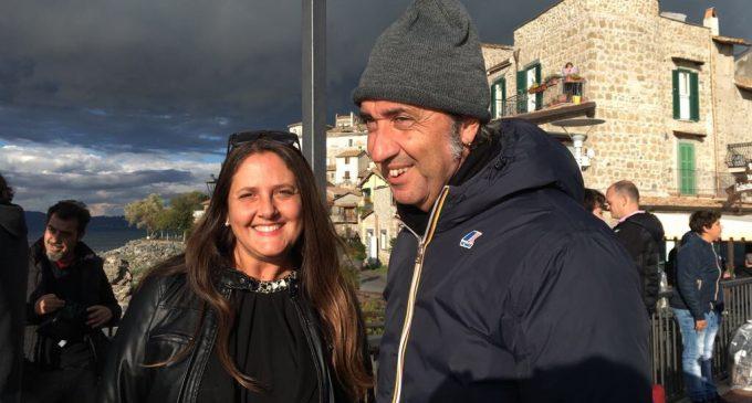 Il regista Sorrentino ad Anguillara Sabazia