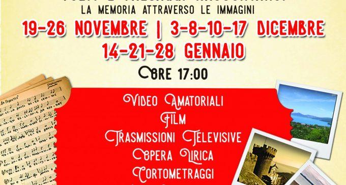 Film amatoriali  girati  da braccianesi: occasione unica per vedere Bracciano com'era