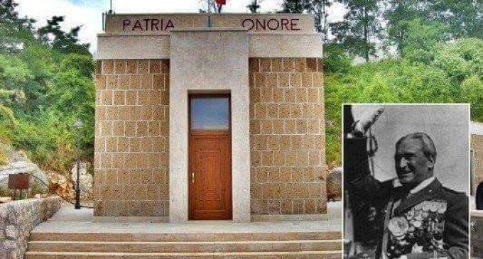 """Affile, monumento a Rodolfo Graziani. Zingaretti: """"Bisogna cancellare questa vergogna dalla nostra regione"""""""