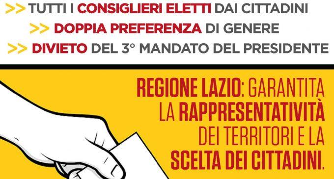 Regione Lazio, Valeriani (PD), legge elettorale: le regole del gioco si scrivono insieme