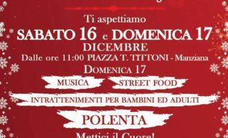 Manziana. Sabato e domenica in piazza Tittoni al via i 'mercatini solidali'