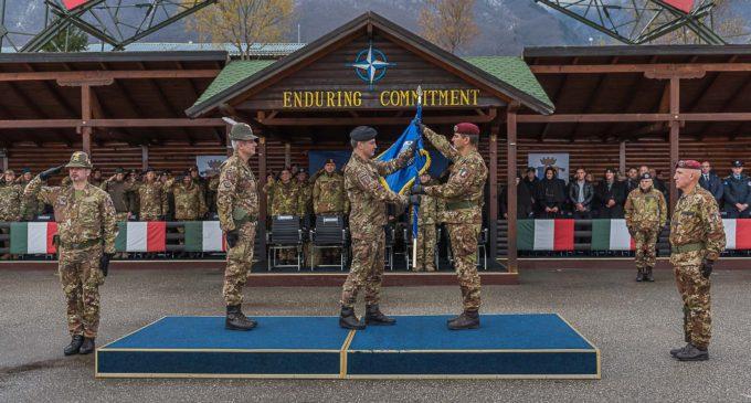 Cambio al comando del Multinational Battle Group West (MNBG-W)