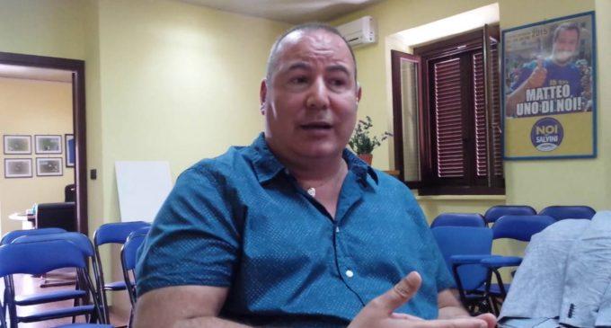 Il sindaco Grando conferisce al consigliere comunale Patrizio Falasca la delega al Commercio