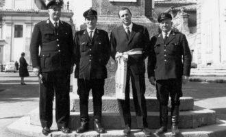 Manziana. Il 17 Gennaio 1917 nasceva il sindaco Alberto Albicini: a lui verrà intitolato il largo compreso tra via del Ponte, via della Costa e via Canale