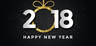 Buon 2018 a tutti!
