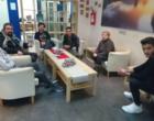 Ladispooli. I consiglieri Antonio Pizzuti Piccolo e Giuseppe Loddo incontrano gli studenti dell'Istituto professionale di via Federici