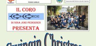 Swingin Christmas, il Coro ConCorde porta la magia del 'Jazz di Natale' al Granarone a Cerveteri