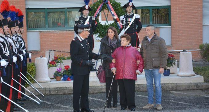 Ricordato il carabiniere Romano Radici, vittima del terrorismo. Cerimonia in occasione del 36esimo anniversario dalla sua morte